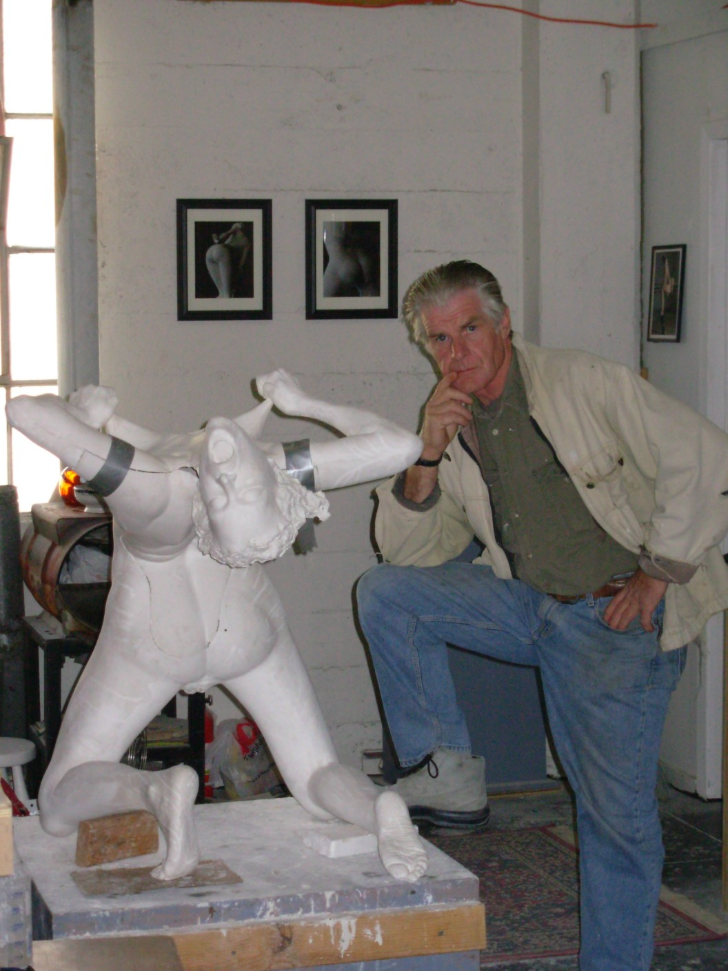Barry Baldwin - Sculptor